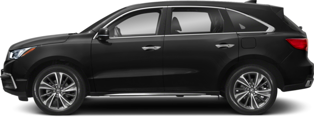 2019 Acura MDX SUV Tech