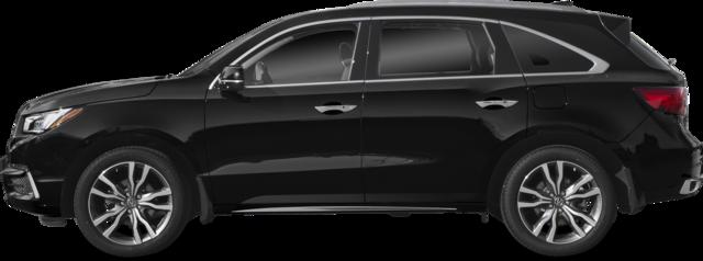 2019 Acura MDX SUV Elite 6-Passenger