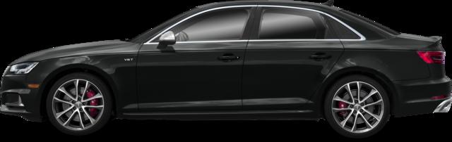 2019 Audi S4 Sedan 3.0T Technik