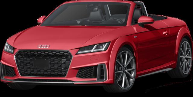 2019 Audi TT Convertible 45