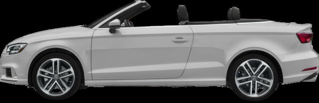 2019 Audi A3 Convertible 45 Progressiv