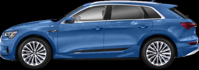 2019 Audi e-tron SUV 55 Progressiv