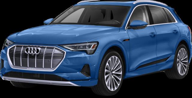 2019 Audi e-tron SUV 55 Technik