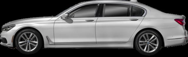 2019 BMW 750i Berline Li xDrive