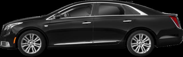 2019 CADILLAC XTS Sedan B9Q Funeral Coach