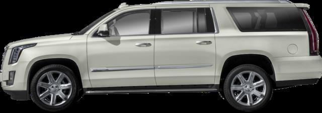 2019 CADILLAC Escalade ESV VUS Luxe Premium