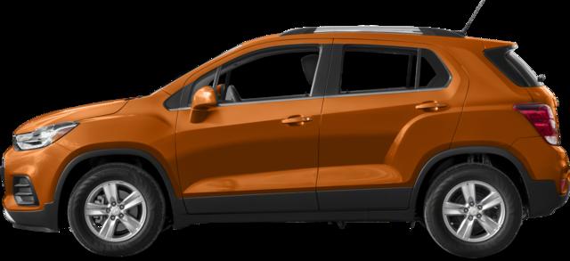 2019 Chevrolet Trax VUS LT