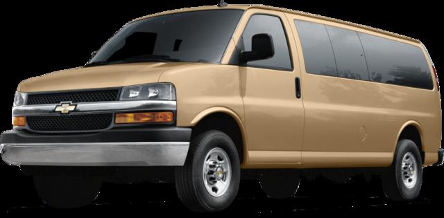 2019 Chevrolet Express 2500 Van LT