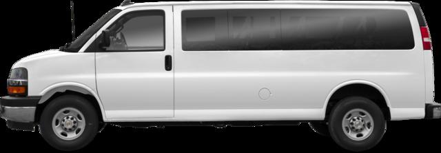 2019 Chevrolet Express 2500 Fourgon LT