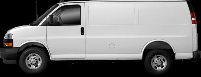 2019 Chevrolet Express 2500 Fourgon fourgon utilitaire