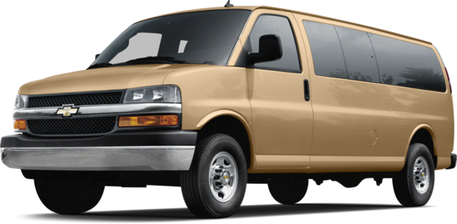 2019 Chevrolet Express 3500 Fourgon LS