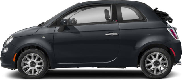 2019 FIAT 500c Cabriolet Pop