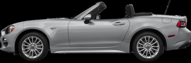 2019 FIAT 124 Spider Cabriolet Classica