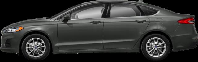2019 Ford Fusion Sedan SE