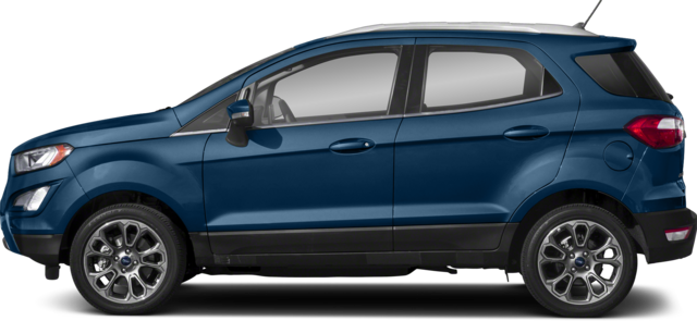2019 Ford EcoSport SUV S