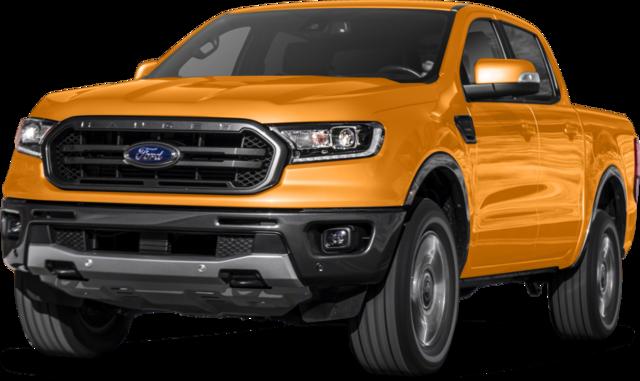 2019 Ford Ranger Truck Lariat