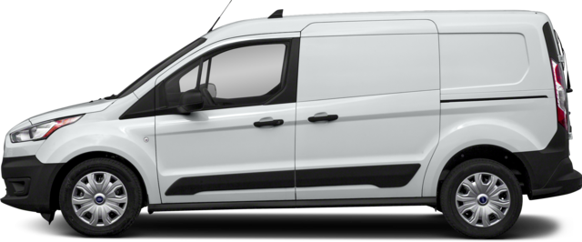 2019 Ford Transit Connect Van XL w/Single Sliding Door & Rear Liftgate