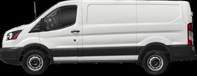 2019 Ford Transit-150 Fourgon de base avec portes de chargement 60/40 côté passager
