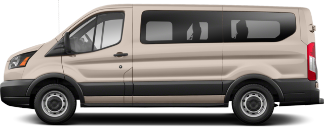 2019 Ford Transit-150 Wagon XL w/60/40 Pass-Side Cargo Doors
