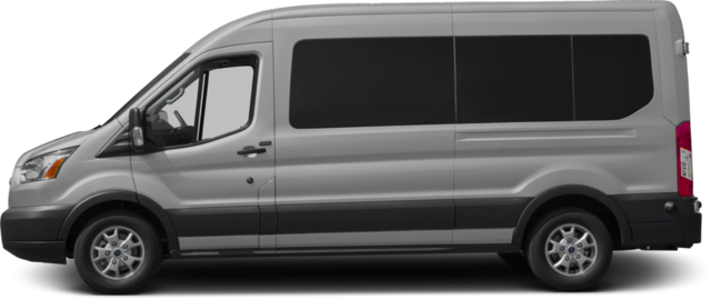 2019 Ford Transit-350 Wagon XL w/60/40 Pass-Side Cargo Doors