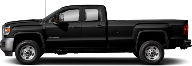 2019 GMC Sierra 2500HD Camion de base