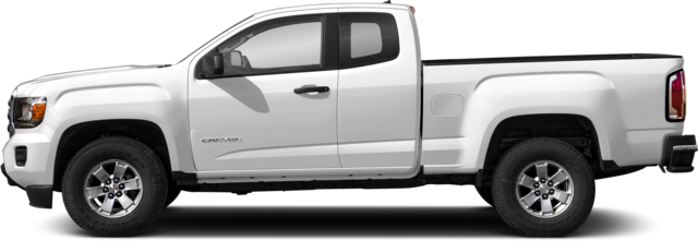 2019 GMC Canyon Camion de base