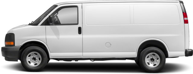 2019 GMC Savana 2500 Van Work Van