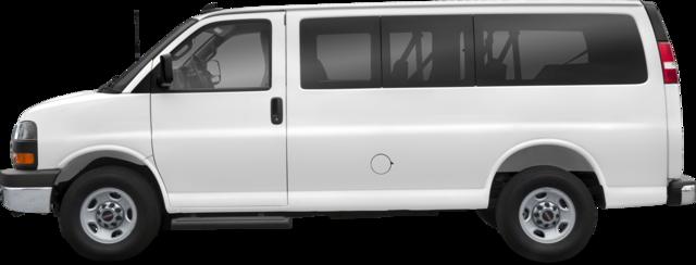 2019 GMC Savana 3500 Van LS