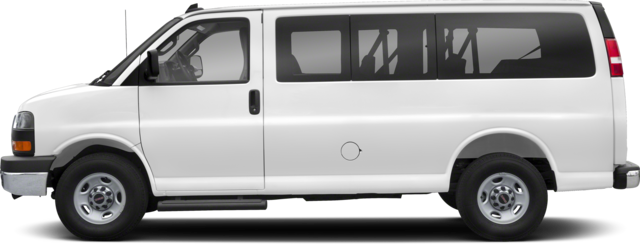 2019 GMC Savana 3500 Fourgon LT