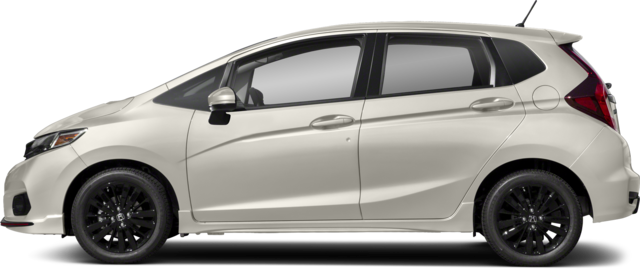 2019 Honda Fit Hatchback Sport