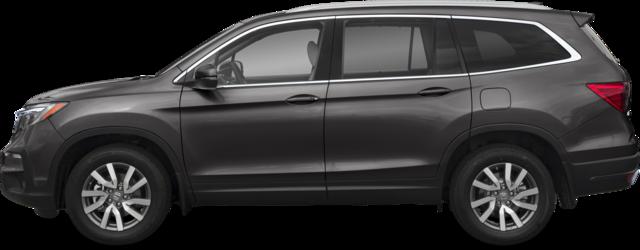 2019 Honda Pilot SUV EX-L w/NAVI
