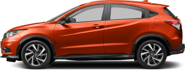 2019 Honda HR-V SUV LX
