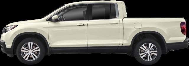 2019 Honda Ridgeline Truck EX-L