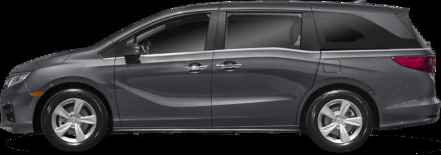 2019 Honda Odyssey Van EX