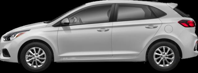 2019 Hyundai Accent Hatchback Essential