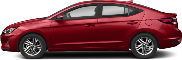 2019 Hyundai Elantra Sedan Essential