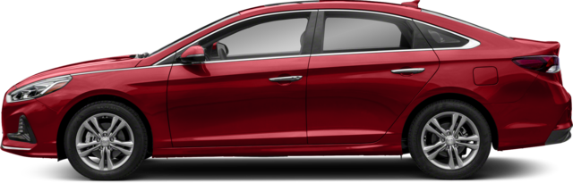 2019 Hyundai Sonata Sedan Luxury