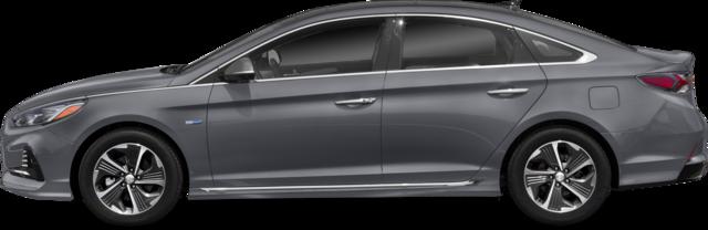 2019 Hyundai Sonata Hybrid Sedan Ultimate