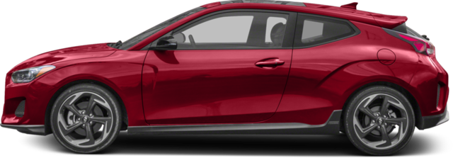 2019 Hyundai Veloster Hatchback Turbo