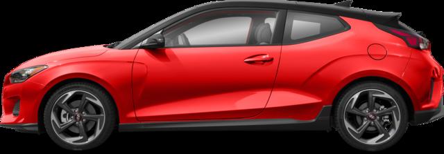 2019 Hyundai Veloster Hatchback Turbo
