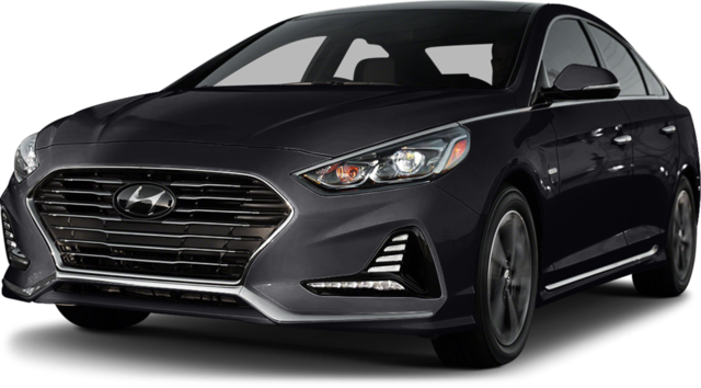 2019 Hyundai Sonata Plug-In Hybrid Sedan Ultimate