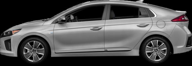 2019 Hyundai Ioniq Hybrid Hatchback Luxury