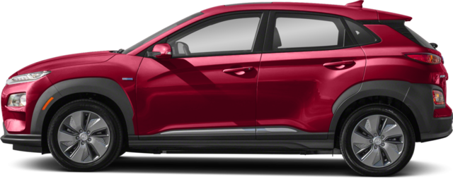 2019 Hyundai KONA EV SUV Preferred w/Two-Tone Roof