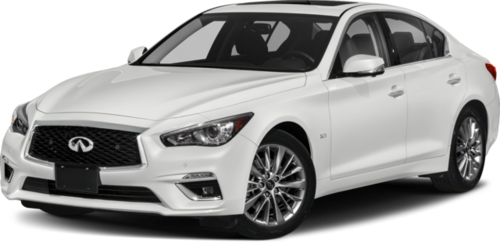 2019 INFINITI Q50 Sedan