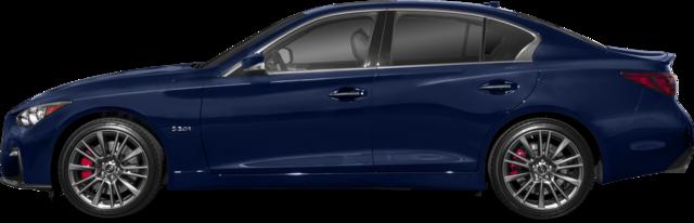 2019 INFINITI Q50 Sedan 3.0t RED SPORT 400