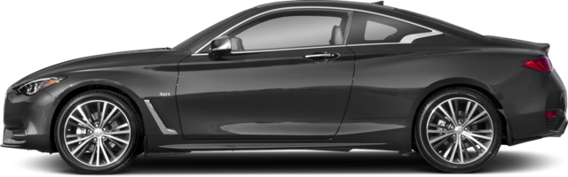2019 INFINITI Q60 Coupe 3.0t LUXE