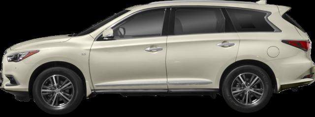 2019 INFINITI QX60 SUV PURE