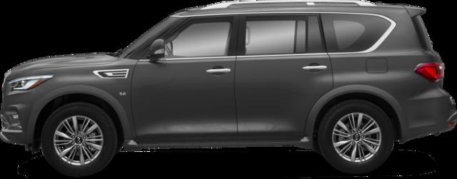 2019 INFINITI QX80 SUV LIMITED 7 Passenger