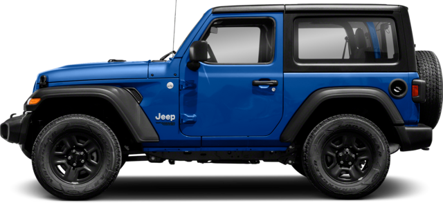 2019 Jeep All-New Wrangler SUV Rubicon 4x4