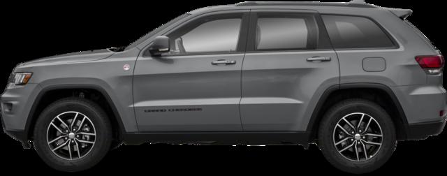 2019 Jeep Grand Cherokee SUV Trailhawk 4x4